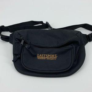Eastport Outdoor Company fanny pack bag black